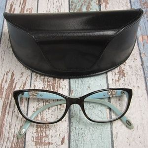 Italy! Tiffany & Co. TF2051B  Eyeglasses / SAI533